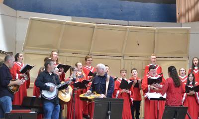 Grant Union/Humbolt concert