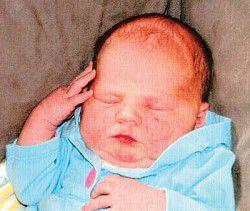 Births: Adalyn Mae Judd