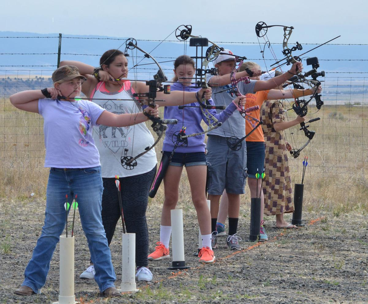 4-H archers earn nearly perfect scores