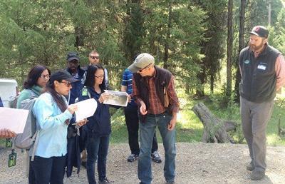 MNF hosts International Seminar on Forest Landscape Restoration