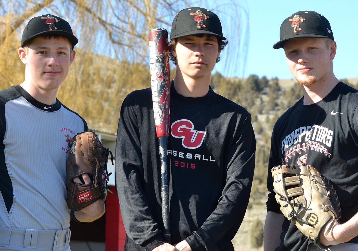 Grant Union baseball