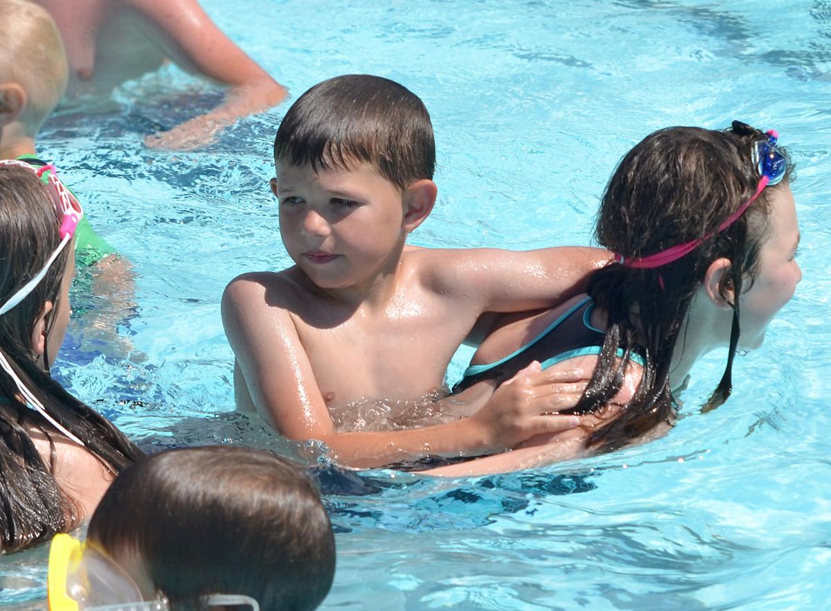 Gleason Pool opens