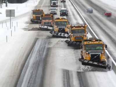 ODOT will expand use of salt on dangerous winter roads