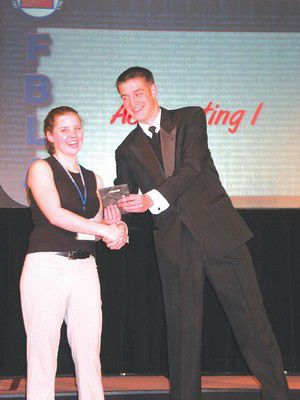 Armstrong earns top honors
