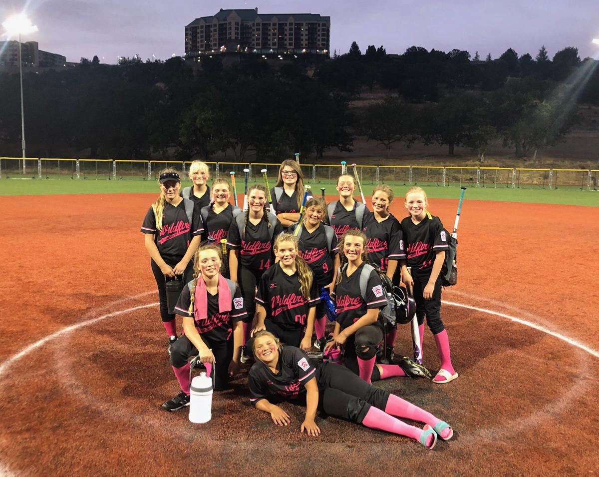 WILDFIRE WINS! 9-10-11 Little League softball team brings home state title