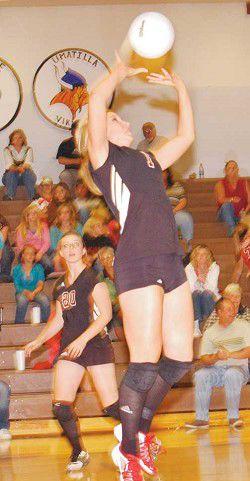 GU?volleyball gets six wins in a week