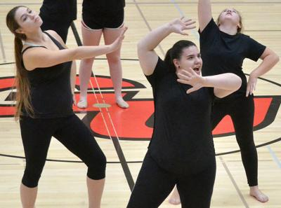 Grant Union Gold dance team steps up, ready for season