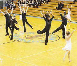 Pro dance team opens competition season