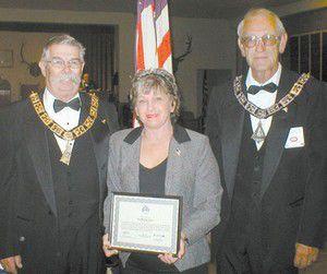 Local media receive elite Elks awards