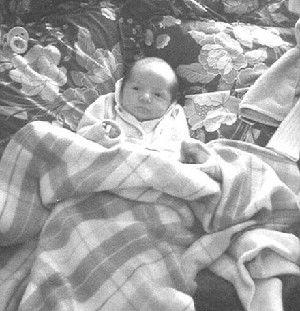 Birth: Alexander Elliott Bezona