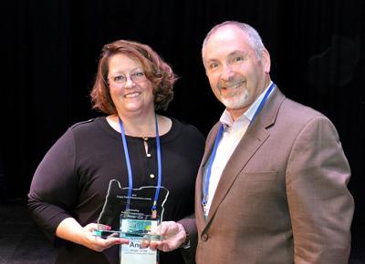 Angie Jones Transit Award