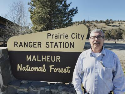 Prairie City welcomes new district ranger