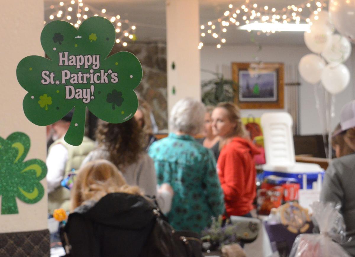 CASA St. Patrick's Day fundraiser