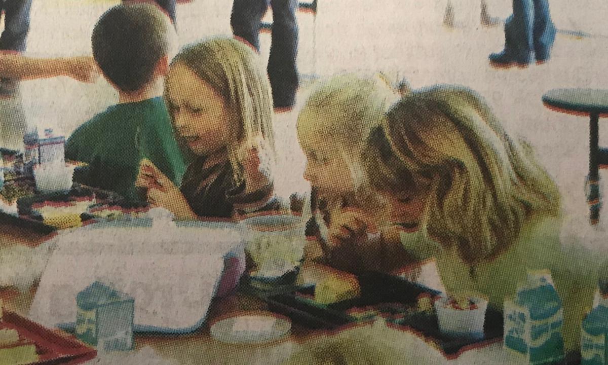 Great start in Prairie - Upperclassmen setting positive tone at school