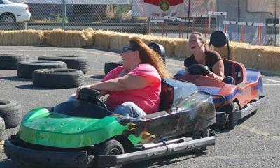 Go speed racers, go!
