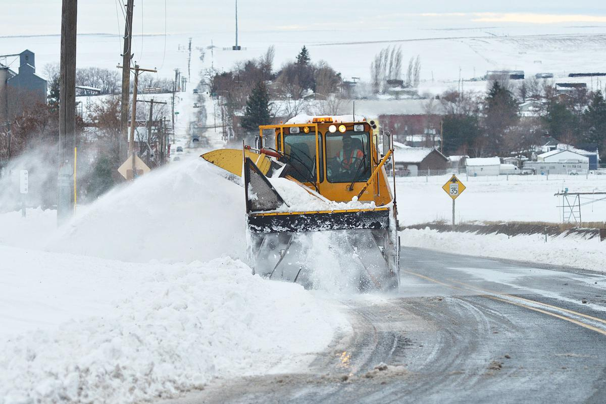 Winter weather forces closures on Eastern Oregon highways | News