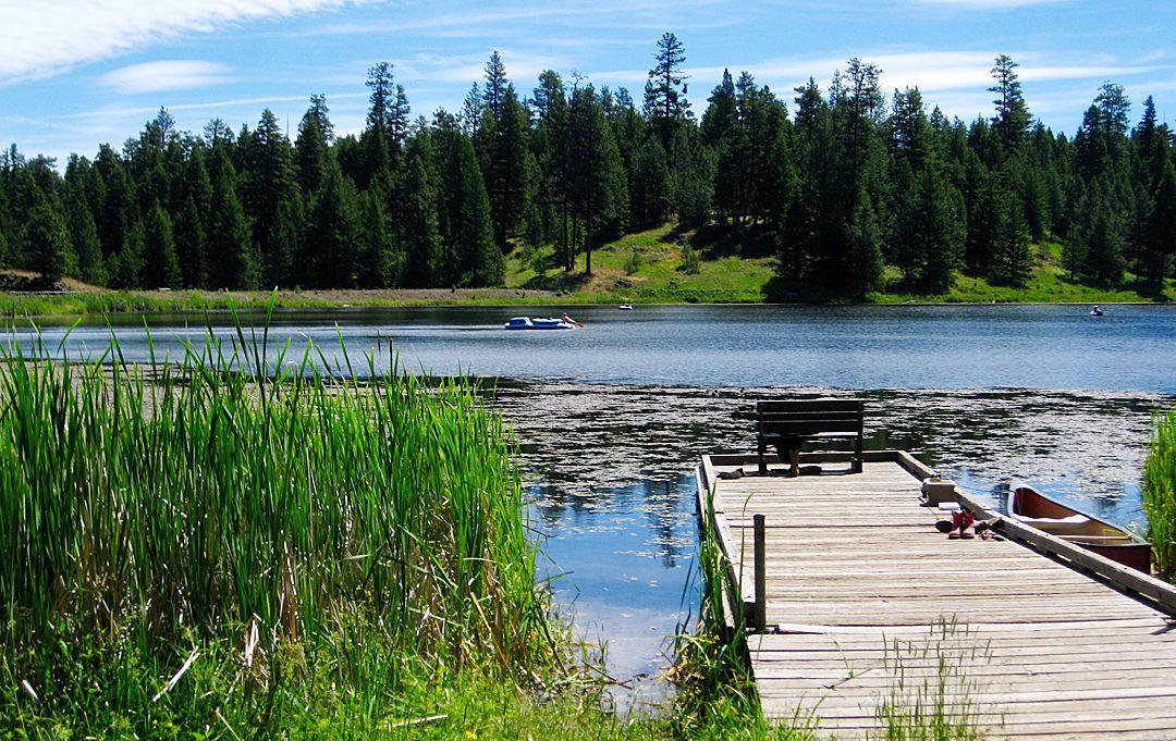 Bull Prairie Lake