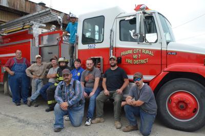Prairie City Fire Department