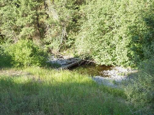 Fish habitat restoration underway on East Fork Beech Creek