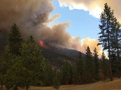Canyon Creek Complex fire grows by 3,000 acres