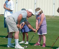 Grant County Junior Golf gets into full swing