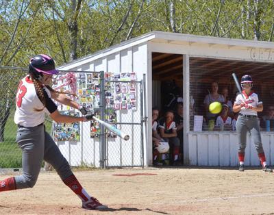Grant Union softball
