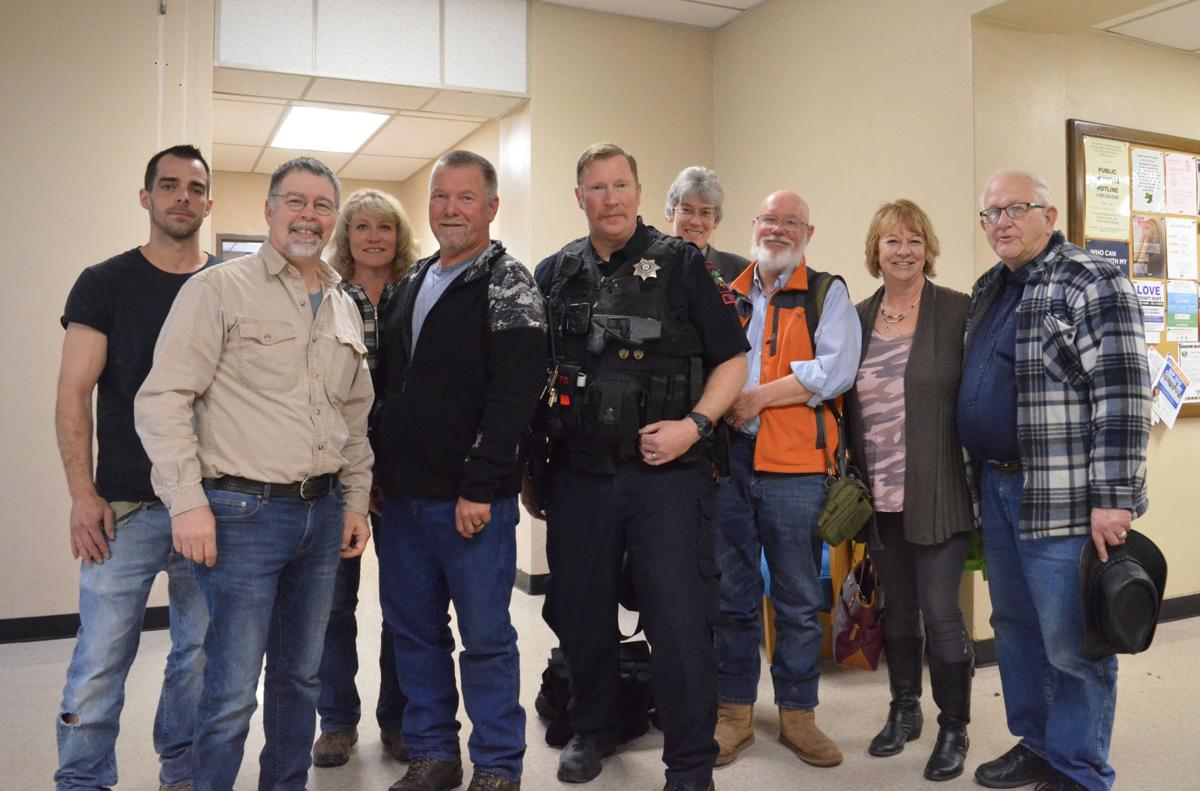 Grant County Court search and rescue
