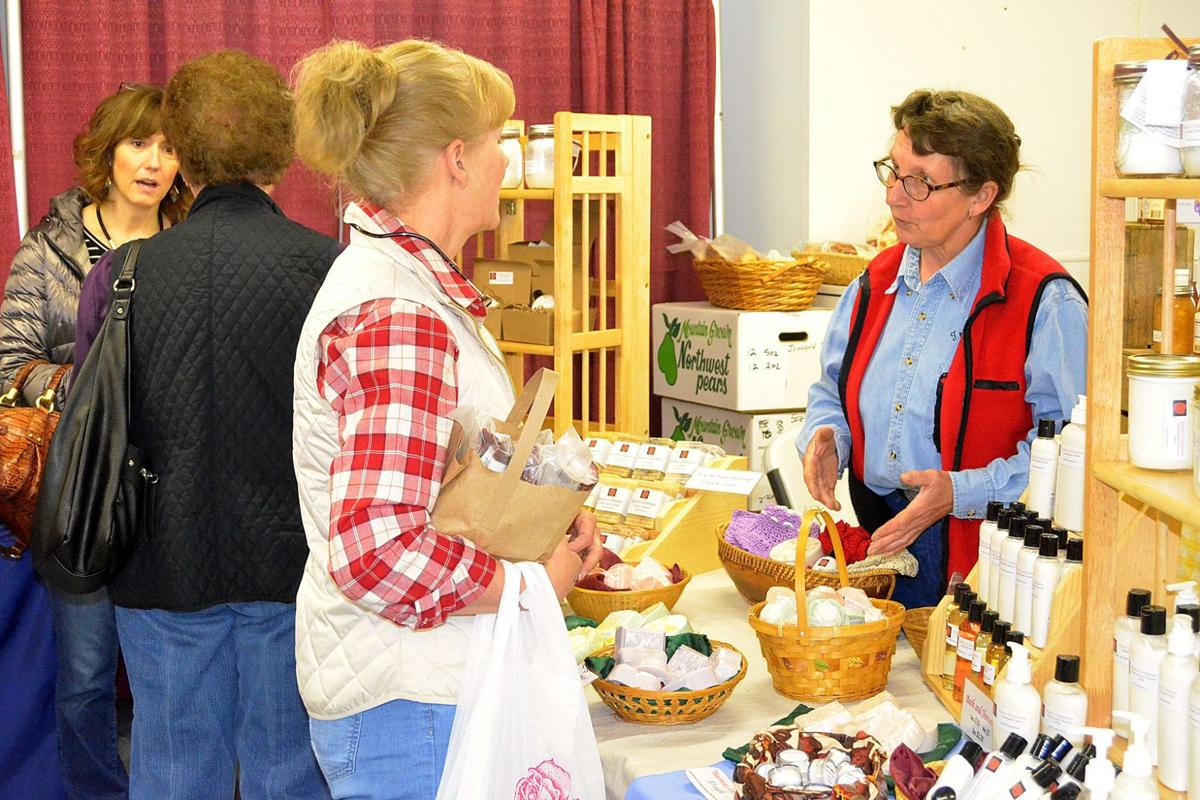 Shoppers 'spring' into action