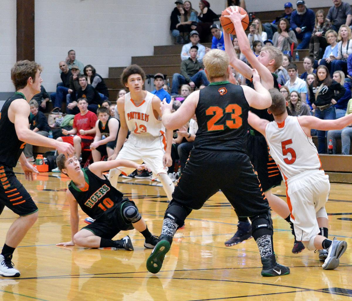 Tiger boys fall to Panthers