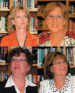 Four seek county clerk's job in Nov. 2 election