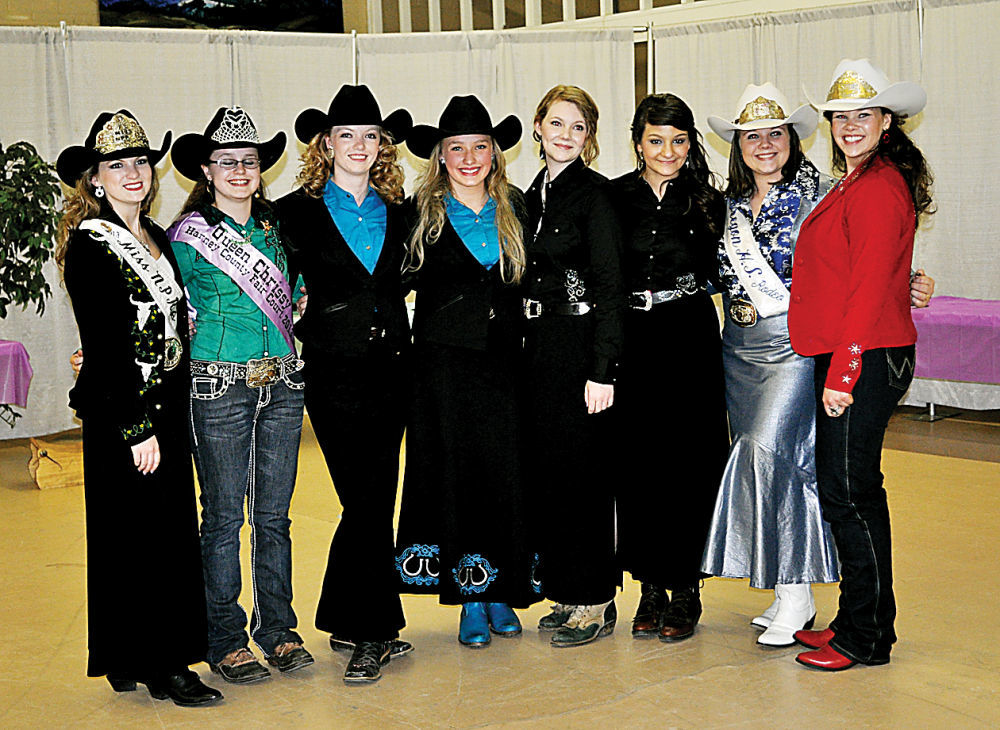Teens embrace duties for Grant County Fair, Rodeo