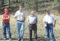 ODOT staff, leaders toast Highway 26 upgrades