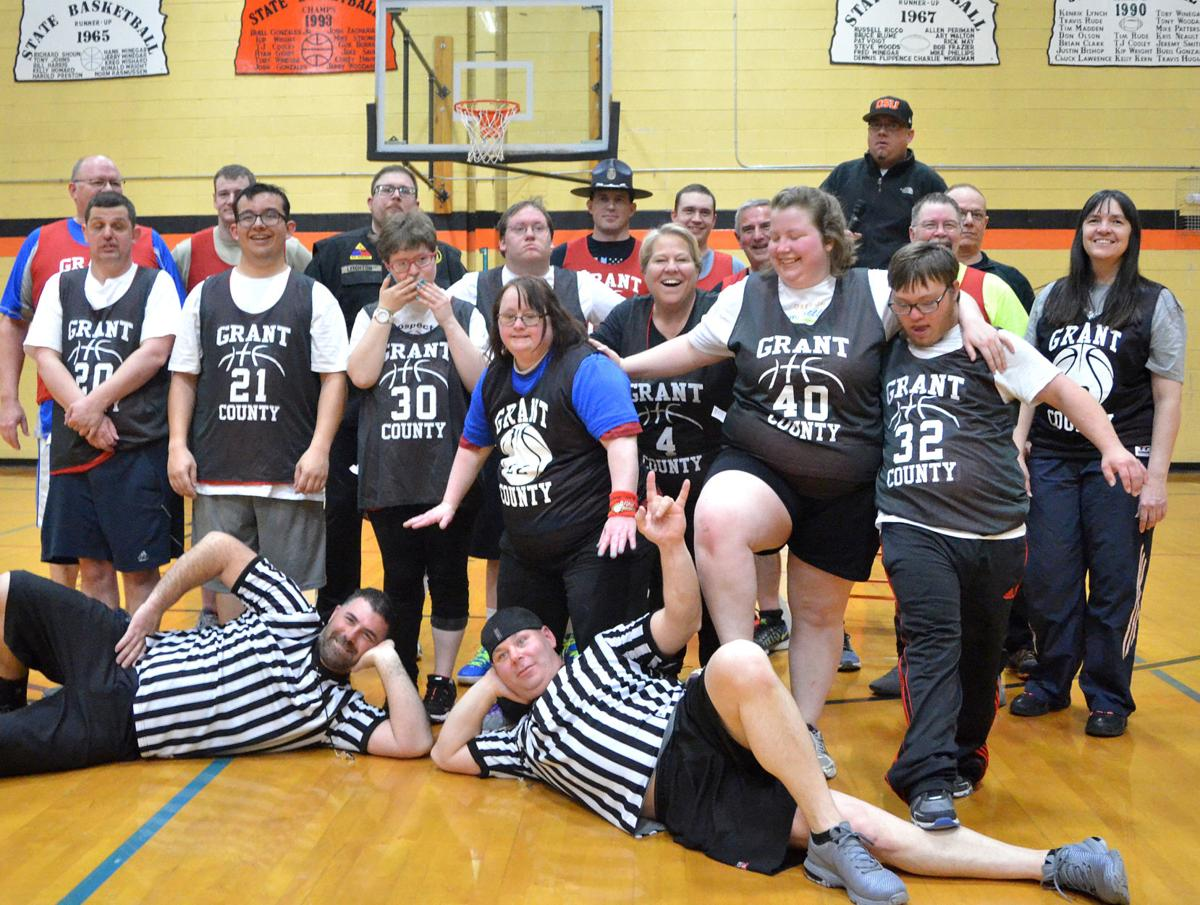 Special Olympics vs. Law Enforcement