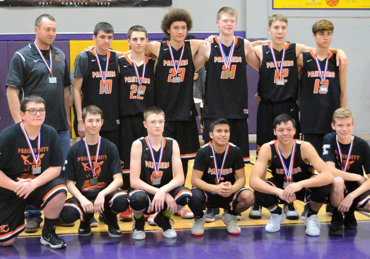 Panther boys claw to second at state