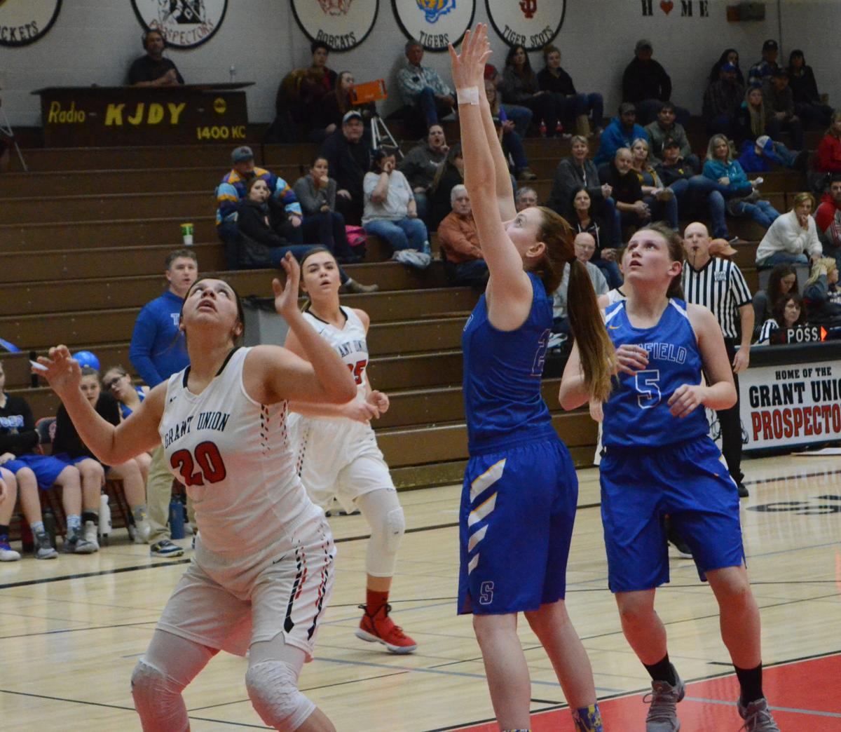 Grant Union girls defeat Stanfield