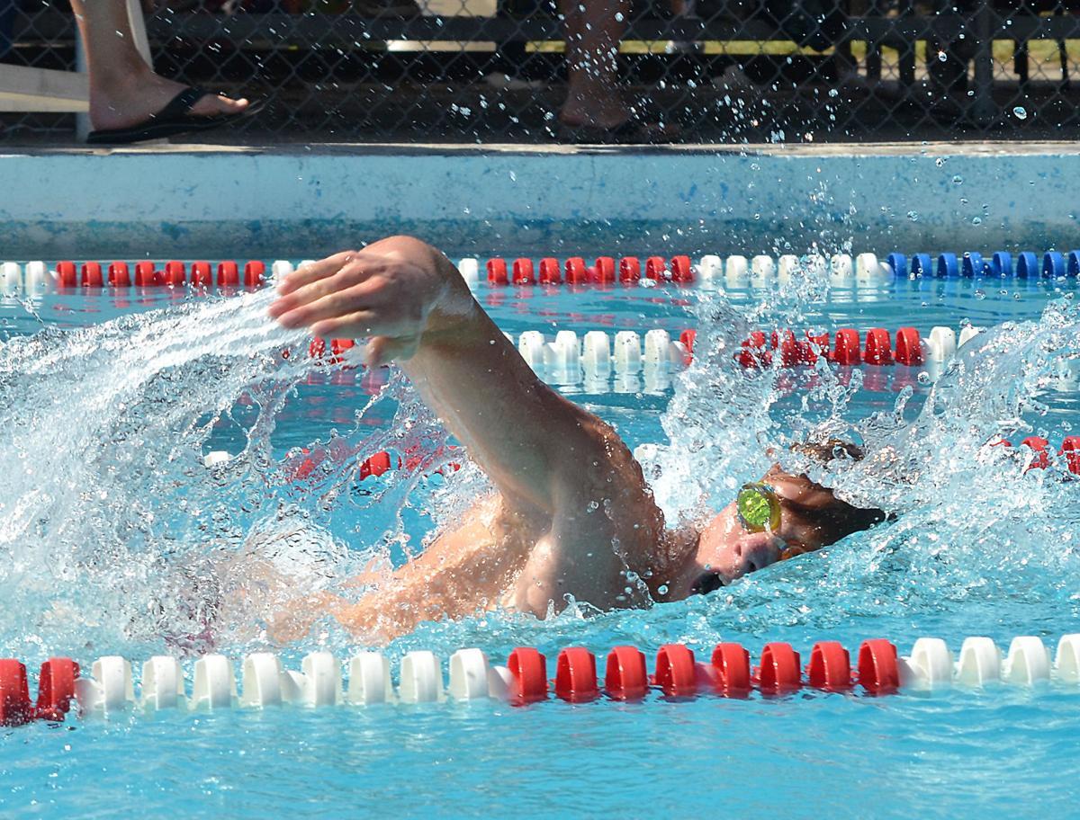 District Championship Swim Meet