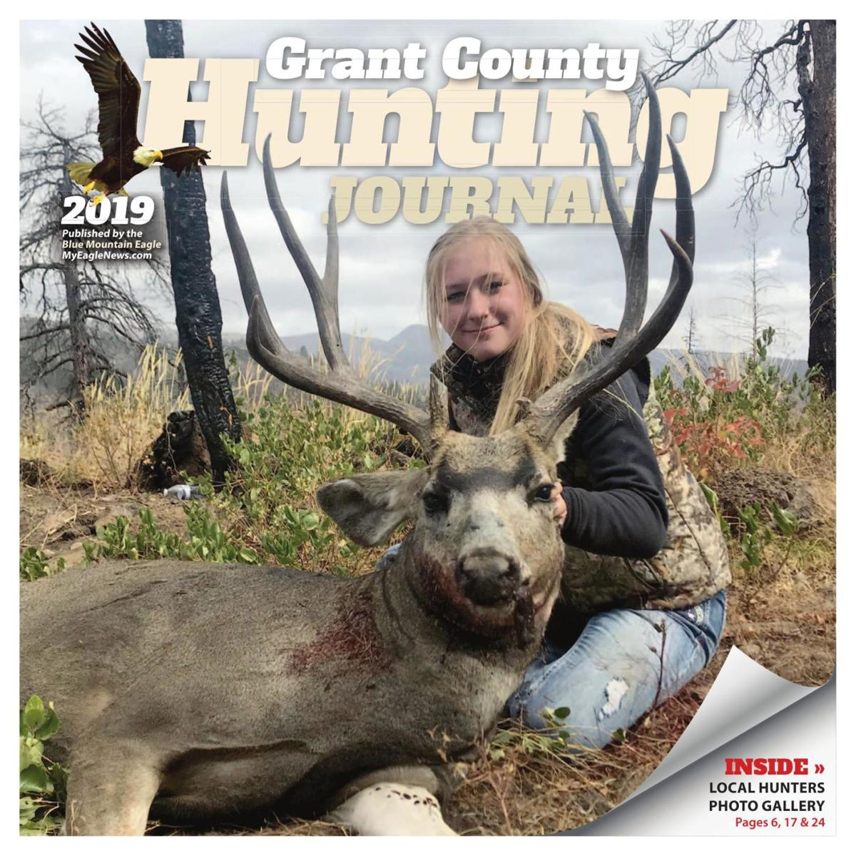Grant County Hunting Journal 2019
