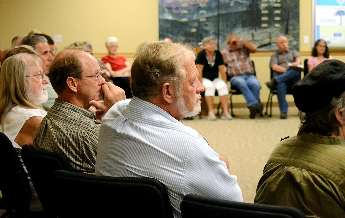 Forest Service gets earful from county residents