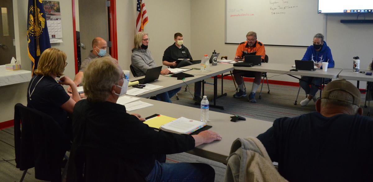 The Budget Meeting April 19