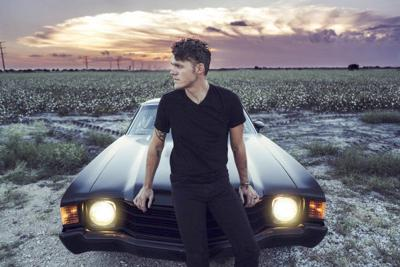 Sam Riggs brings rock-infused country music to Madden Center April 20