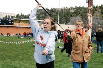 Panther athletes hot on the track and field