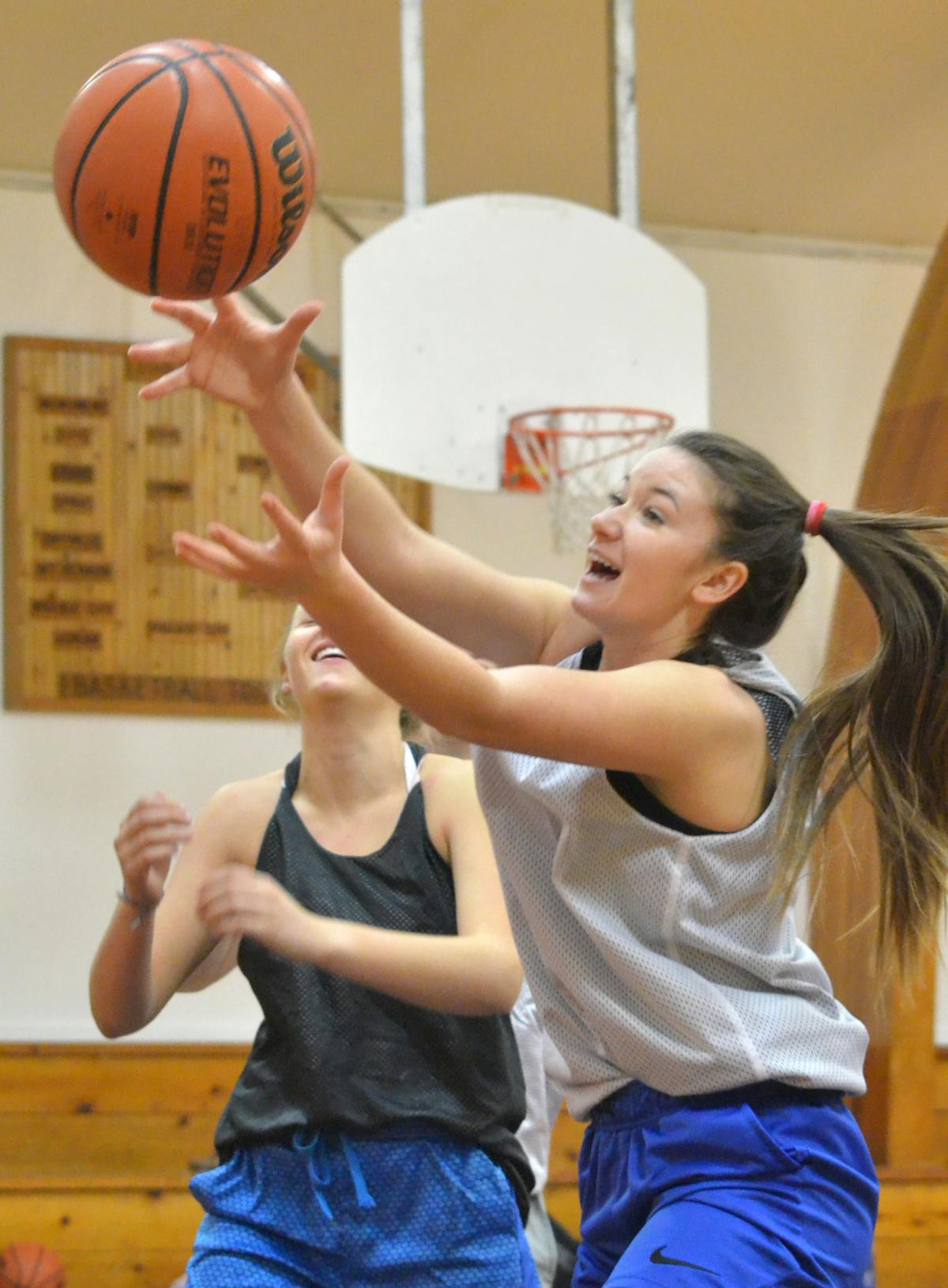 Tiger girls basketball