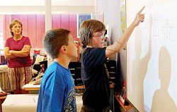 Kids get smart with boards