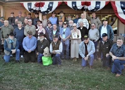 Veterans honored in Monument