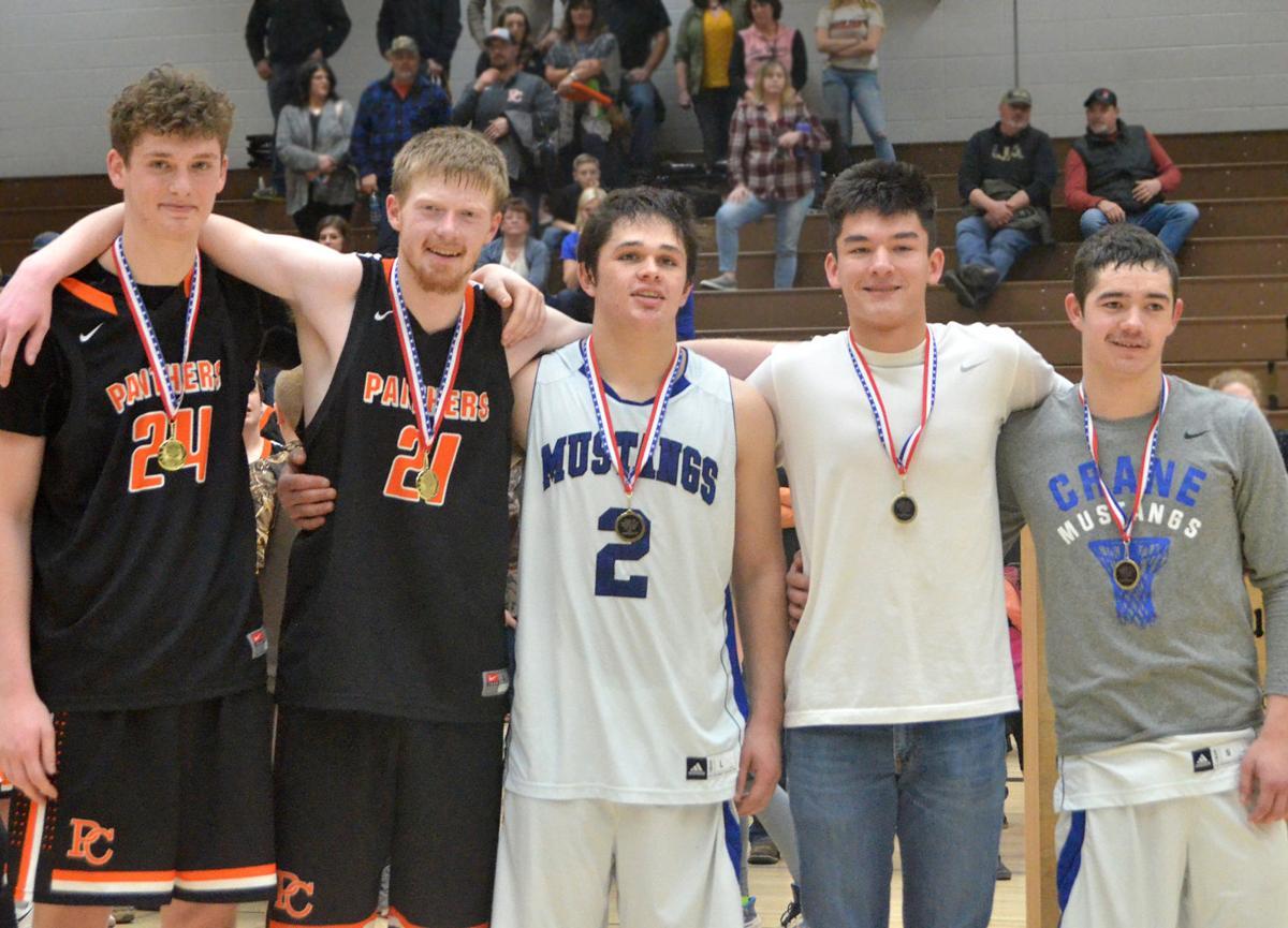 District 8 Tournament Teams