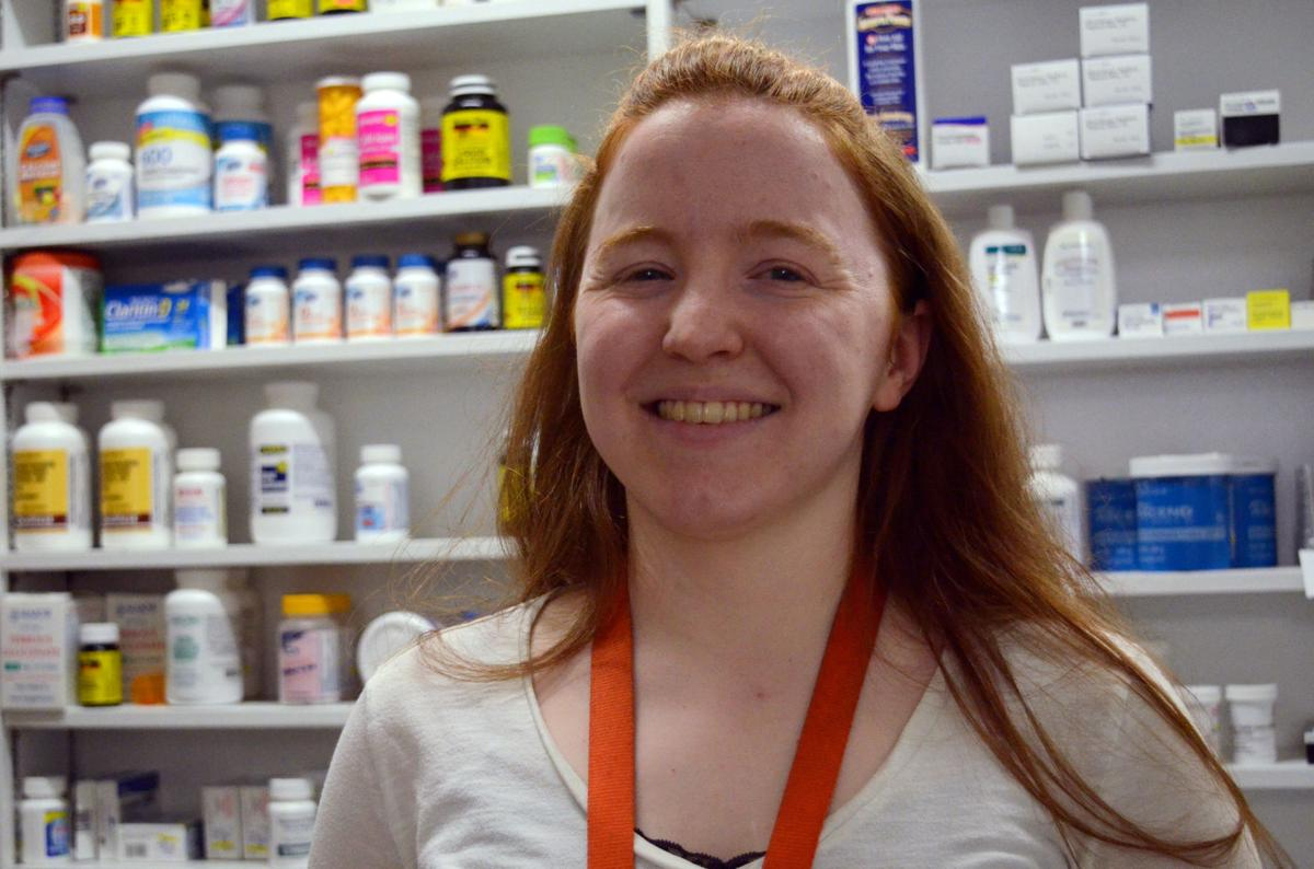 Len's Drug Pharmacy Manager Tilli Bjornberg