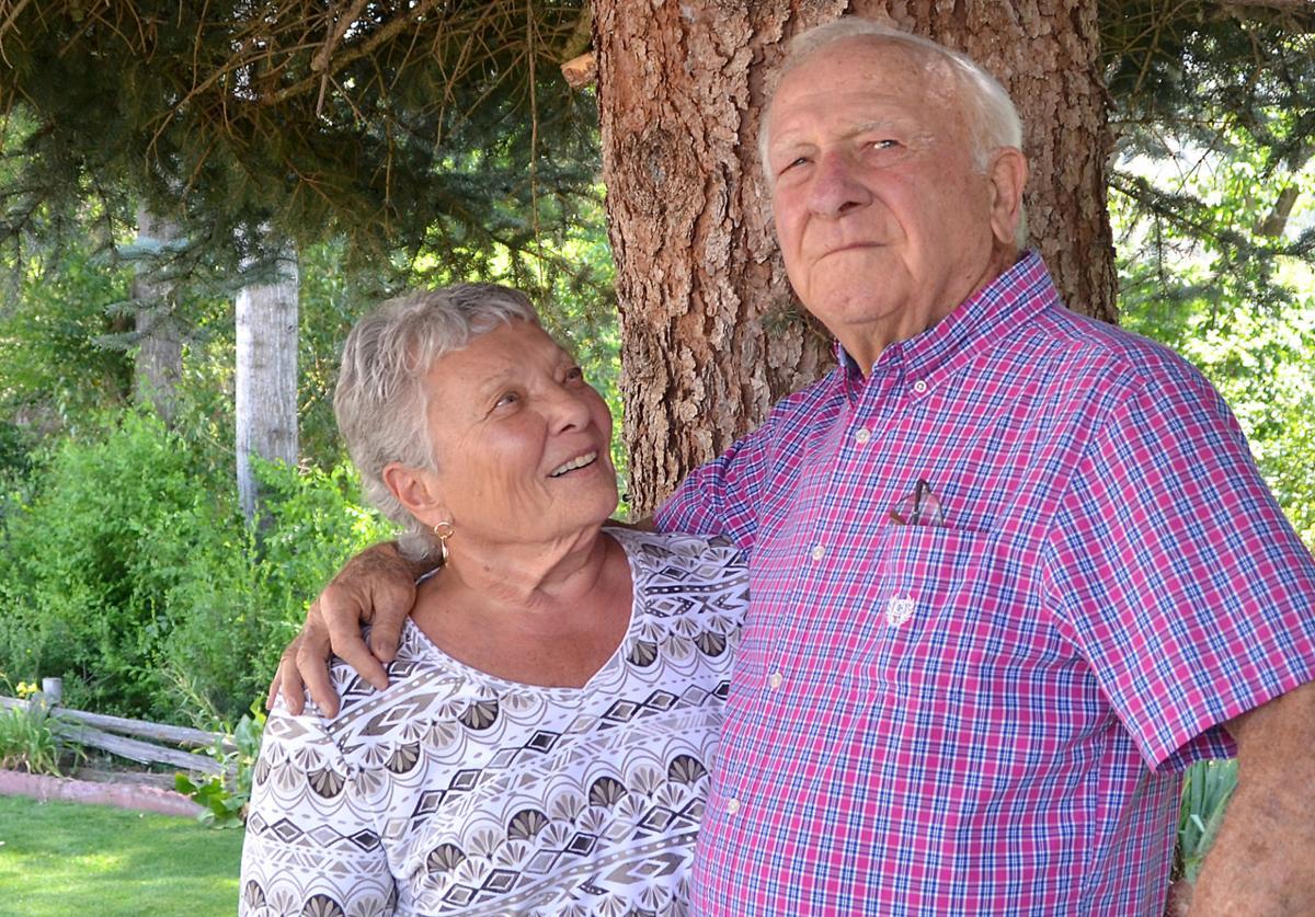Dean and Joyce Nodine