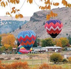 Fly me over Grant County