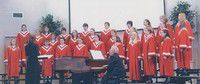 GUHS choir, band joins in district events