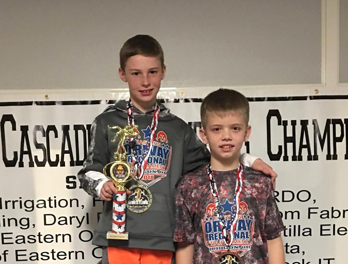 Grant County Youth Wrestling Club